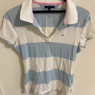 トミーヒルフィガー(TOMMY HILFIGER)のTOMY HILFIGER ポロシャツ(Tシャツ(半袖/袖なし))