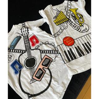 ステラマッカートニー(Stella McCartney)のステラマッカートニー トップス 2枚セット(Tシャツ/カットソー)