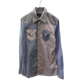 ディースクエアード(DSQUARED2)のDSQUARED2 ディースクエアード 長袖シャツ(シャツ)