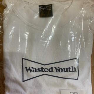 ジーディーシー(GDC)のwasted youth フラワー Tシャツ(Tシャツ/カットソー(半袖/袖なし))