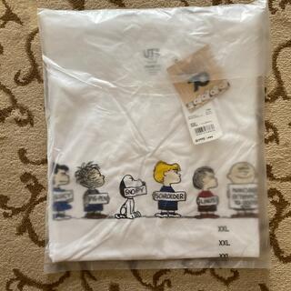 UNIQLO - ユニクロ スヌーピー Tシャツ X X L