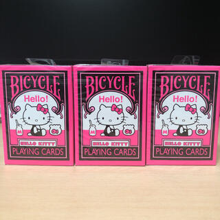 Bicycle 3点セット(トランプ/UNO)