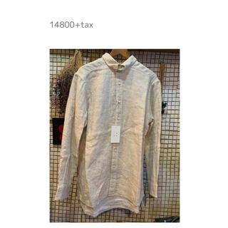 ジャーナルスタンダード(JOURNAL STANDARD)のIAUA/コットンシャツ/新品未使用(シャツ)