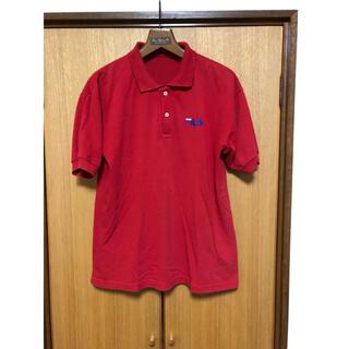 フィラ(FILA)のフィラの鹿の子ポロシャツ FILA 90sヴィンテージ 当時物(ポロシャツ)