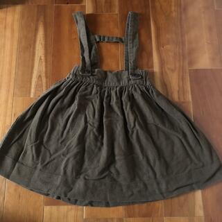 ザラキッズ(ZARA KIDS)の吊りスカート 韓国子供服(スカート)