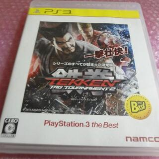 プレイステーション3(PlayStation3)のPS3 鉄拳タッグトーナメント2 BEST⇒送料無料(家庭用ゲームソフト)