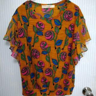 ツモリチサト(TSUMORI CHISATO)のTSUMORI CHISATO DRESS 半袖カットソー(カットソー(半袖/袖なし))