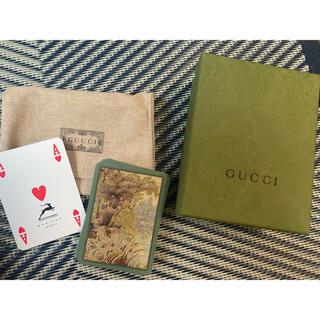 グッチ(Gucci)のダブルG トランプセット(トランプ/UNO)