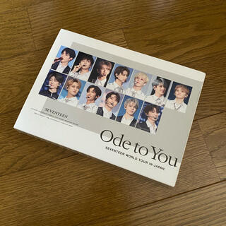 """セブンティーン(SEVENTEEN)の今だけお値下げ❗️SEVENTEEN """"Ode to You"""" DVD (K-POP/アジア)"""