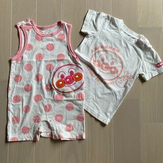バンダイ(BANDAI)のアンパンマン セット(Tシャツ/カットソー)