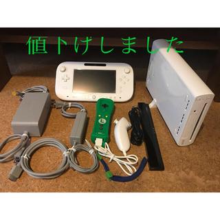 ウィーユー(Wii U)のWii U ゲーム機セット一式(家庭用ゲーム機本体)