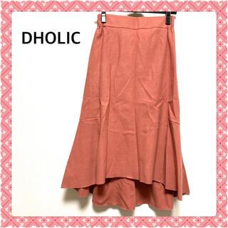 ディーホリック(dholic)のディーホリック フィッシュテールロングスカート フィッシュテールスカート(ロングスカート)