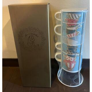 AfternoonTea - アフタヌーンティー ディズニー ふしぎの国のアリス スタッキングマグカップセット