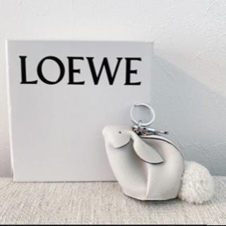 LOEWE - LOEWE バニーチャーム  新品