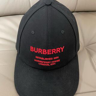 BURBERRY - BURBERRY ⚛︎ キャップ