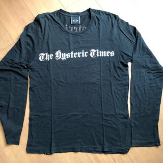 ヒステリックグラマー(HYSTERIC GLAMOUR)のヒステリックグラマー ロンT(Tシャツ/カットソー(七分/長袖))