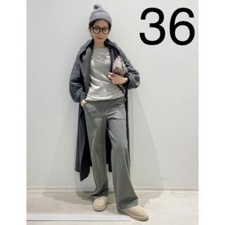 L'Appartement DEUXIEME CLASSE - 【SUICOKE/スイコック】MOUTON SABO グレー 36 アパルトモン