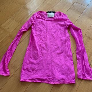 コムデギャルソン(COMME des GARCONS)のコムデギャルソン 長袖 トップス (Tシャツ(長袖/七分))
