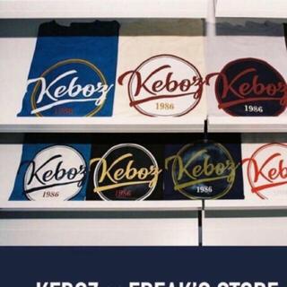 フリークスストア(FREAK'S STORE)のKEBOZ×FREAK'S STORE 福岡限定Tシャツ Lサイズ(Tシャツ/カットソー(半袖/袖なし))