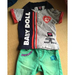 ベビードール(BABYDOLL)のベビードールのTシャツ(Tシャツ)