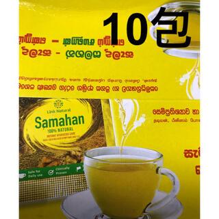 サマハン スパイスティー 10包(茶)