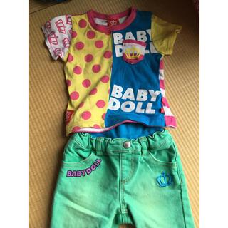 ベビードール(BABYDOLL)のベビドのTシャツ(Tシャツ)