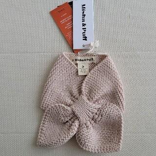 Bonpoint - 2021AW*misha  and puff Sledding scarf
