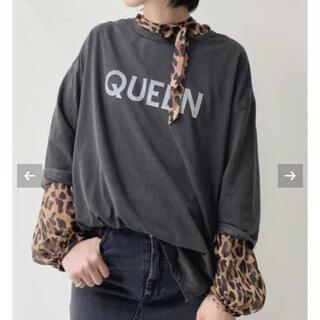 アパルトモンドゥーズィエムクラス(L'Appartement DEUXIEME CLASSE)のグッドロックスピード Rock Tsh (QUEEN) (Tシャツ(長袖/七分))