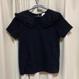 エイチアンドエム(H&M)のH&M 襟付きTシャツ(Tシャツ(半袖/袖なし))