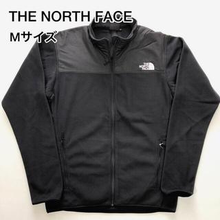 THE NORTH FACE - ザ・ノースフェイス マウンテンバーサマイクロジャケット ブラックMサイズ