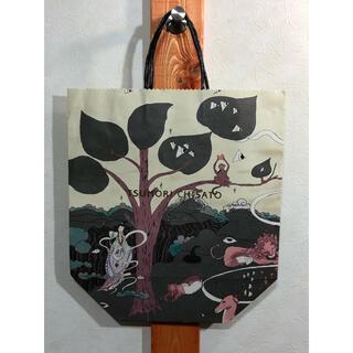 ツモリチサト(TSUMORI CHISATO)のツモリチサト☆紙袋 tsumori chisato 40センチ×40センチ(ハンドバッグ)