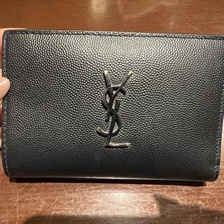 サンローラン(Saint Laurent)のYSL 折りたたみ財布(財布)