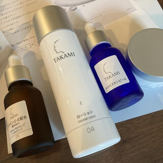 TAKAMI - タカミ タカミ化粧品セット タカミスキンピール