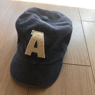 コドモビームス(こども ビームス)のこどもビームス キャップ 帽子 52〜55センチ(帽子)