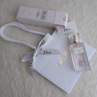 Dior - ◇1回使用・残量9.8程◇ミスディオール ヘアミスト30ml お箱付き