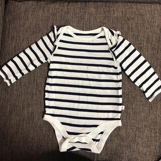 ベビーギャップ(babyGAP)のbaby GAP 長袖 ボディスーツ(肌着/下着)