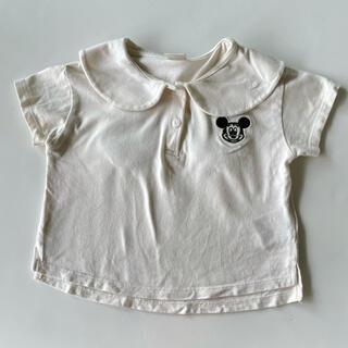 フタフタ(futafuta)のfutafuta ミッキーTシャツ(Tシャツ)