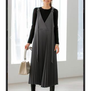 STYLE DELI - スタイルデリ  アンブレラプリーツジャンパースカート 新品