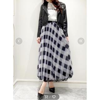 エミリアウィズ(EmiriaWiz)のエミリアウィズ一度の着用✨スカート(ロングスカート)