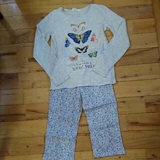 マザウェイズ(motherways)のマザウェイズ H&M ロンT&パンツ 130cm 140cm(Tシャツ/カットソー)