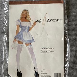 レッグアベニュー(Leg Avenue)のメイドコスチューム(衣装一式)