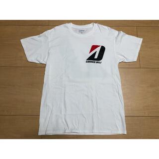 ヴァンズ(VANS)のCORNER DELI コーナーデリ TEE ロゴ 半袖 Tシャツ 白 Lサイズ(Tシャツ/カットソー(半袖/袖なし))