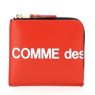 COMME des GARCONS - コムデギャルソン Huge Logo Wallet