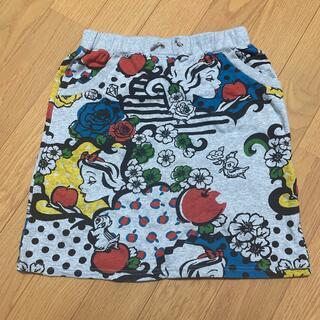 ディズニー(Disney)のディズニースカート(ひざ丈スカート)