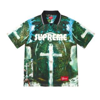 シュプリーム(Supreme)のL Tadanori Yokoo Supreme Soccer Jersey(ポロシャツ)