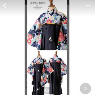 キャサリンコテージ(Catherine Cottage)の袴セット キャサリンコテージ 140(和服/着物)