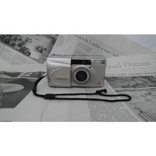 OLYMPUS - 【完動品!!】OLYMPUS SUPERZOOM 105G フィルムカメラ