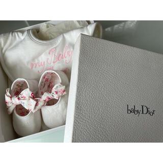 baby Dior - ベイビーディオール ファーストシューズ スタイ