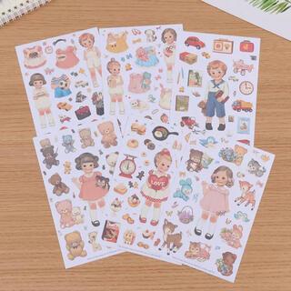 paper doll mate ver.2 新品未開封品♪(シール)