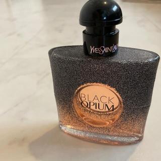 Yves Saint Laurent Beaute - イヴサンローラン ysl 香水 ブラックオピウム black opium